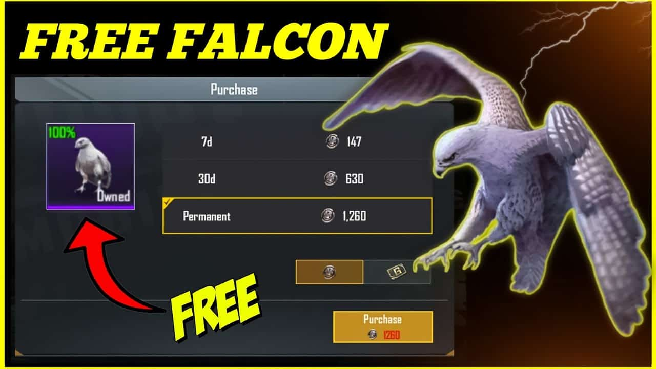 How To Get Falcon
