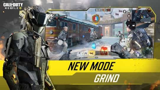 call of duty mobile highly compressed Apk+Obb