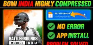 battleground mobile india highly compressed