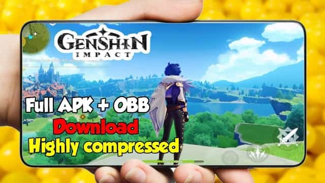 genshin impact highly compressed