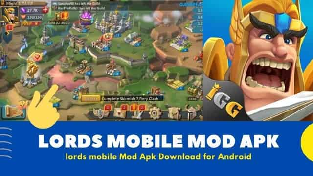 lords mobile mod information